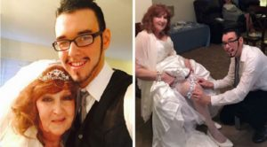 19 Years Old Man Marries To A 72 Years Woman