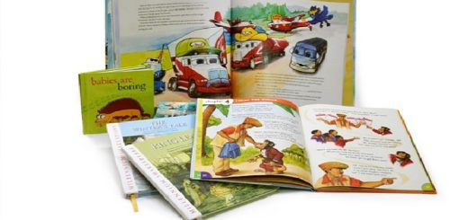 Award winning childrens books