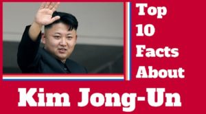 kim jong facts