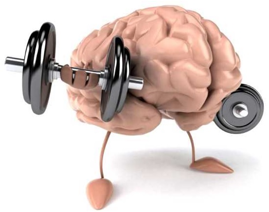 Exercise for a brain health