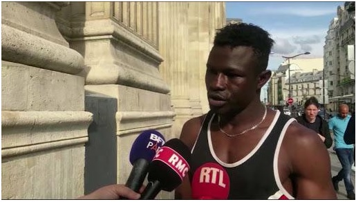 Mamoudou Gassama, the Real Life Spider-Man Who Saved the Dangling Child