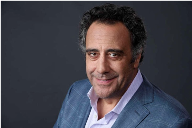 Brad Garrett 6Ft 8In