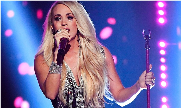 Carrie Underwood Who Won the CMT Award for Female Video of the Year