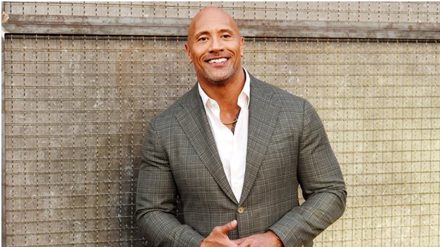 Dwayne Johnson 6Ft 5In