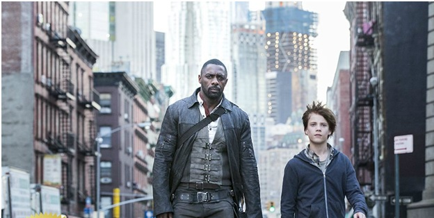 Idris Alba (6Ft 3In) from the Movie The Dark Tower