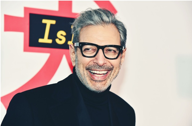 Jeff Goldblum 6Ft 4In