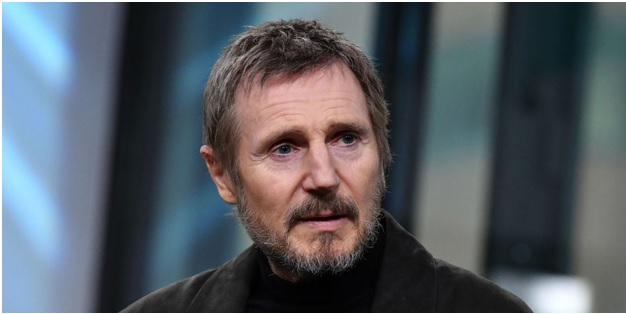 Liam Neeson 6Ft 4In