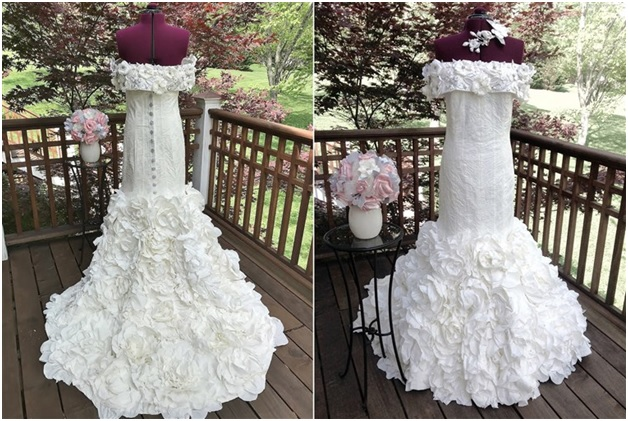 This Incredible Masterpiece is Designed by the 2015 Winner, Donna Vincler