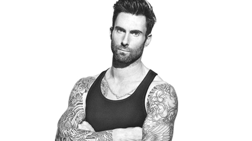 (Adam Levine, Lead Singer of Maroon 5 Band)