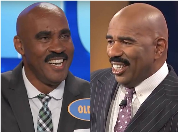 Steve Harvey look alike