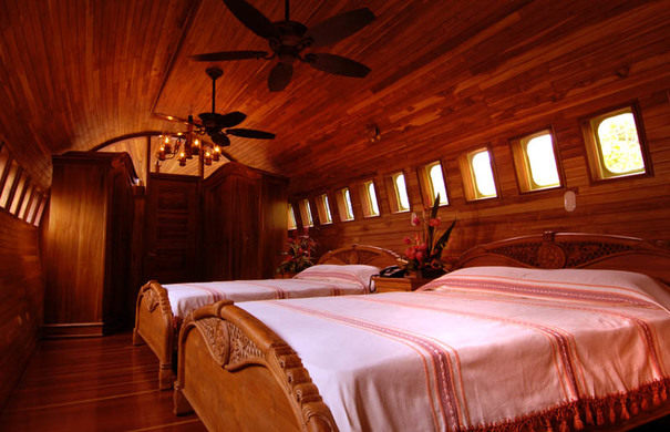 (Have a Good Night Sleep in this Spacious Bedroom)