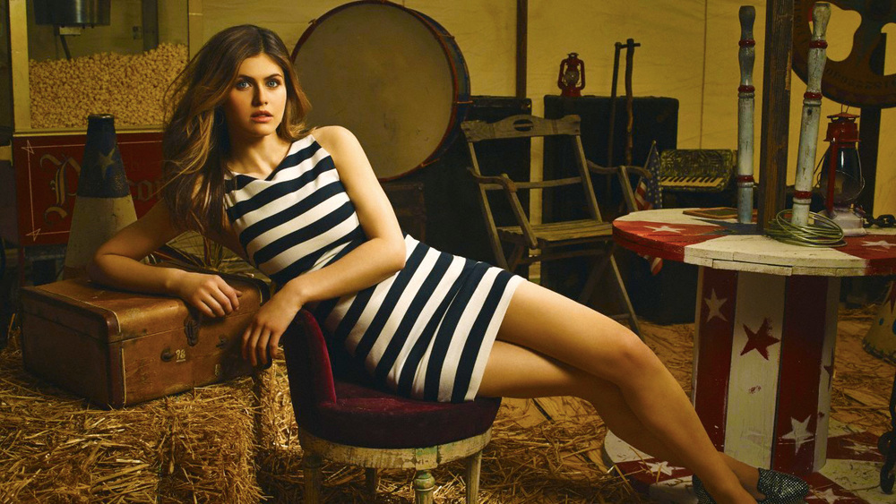 (The One and Only Alexandra Anna Daddario)