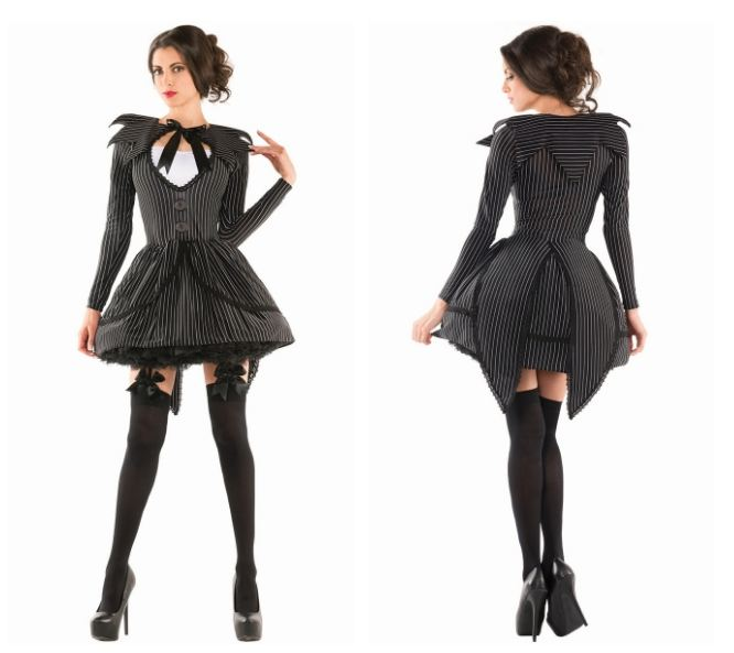 (BAD DREAMS BABE COSTUME)