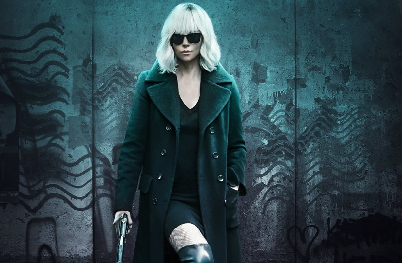 (Charlize Theron from the Movie Atomic Blonde)