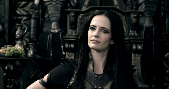 (Eva Green From the Movie 300 Rise Of an Empire)