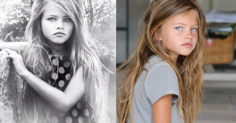 (Thylane Blondeau, The Most Beautiful Girl in the World)