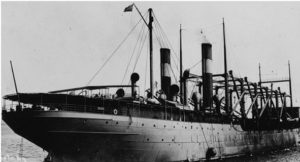 USS Cyclops Which Sank in the Bermuda Triangle
