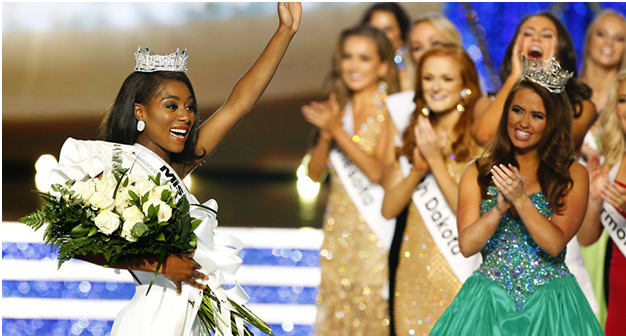 Nia Franklin On Winning Miss America 2019