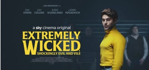 Movie extremely wicked based on ted bundy