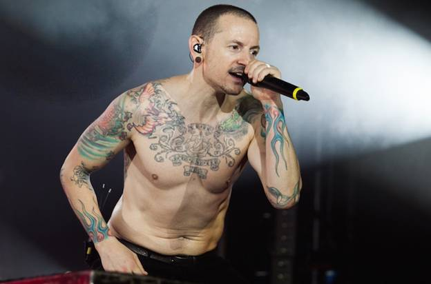 Chester Charles Bennington (March 20, 1976 – July 20, 2017)