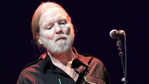 Gregg Allman (December 8, 1947 – May 27, 2017)