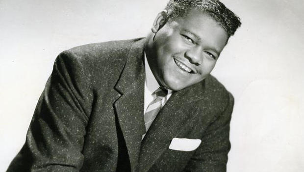 "Antoine ""Fats"" Domino Jr. (February 26, 1928 – October 24, 2017)"
