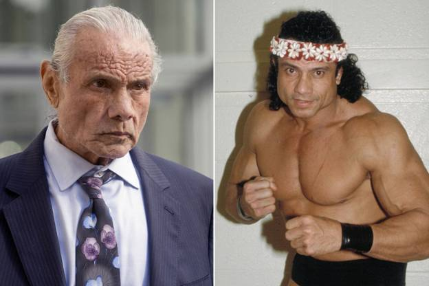 Reiher Snuka (born James Wiley Smith) (May 18, 1943 – January 15, 2017)