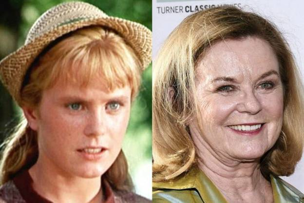 Heather Menzies-Urich (born Heather Margaret Brotherston Menzies) (December 3, 1949 – December 24, 2017)