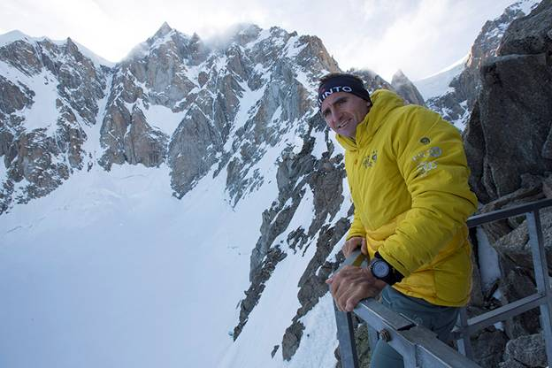 Ueli Steck (4 October 1976 – 30 April 2017)