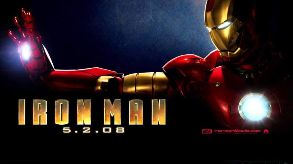 Iron Man (Release Date May 2, 2008)