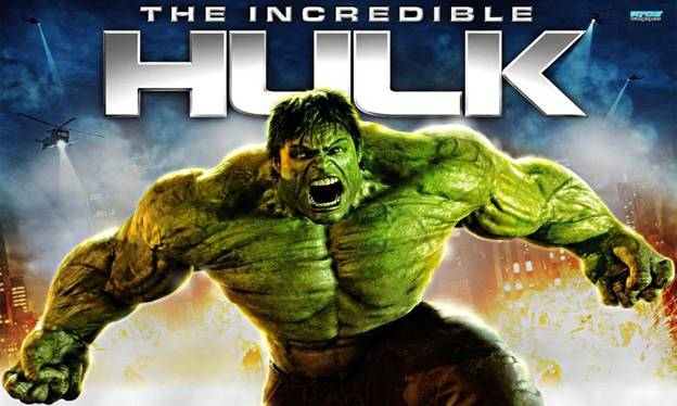 The Incredible Hulk (Release Date June 13, 2008)