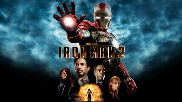 Iron Man 2 (Release Date May 7, 2010)