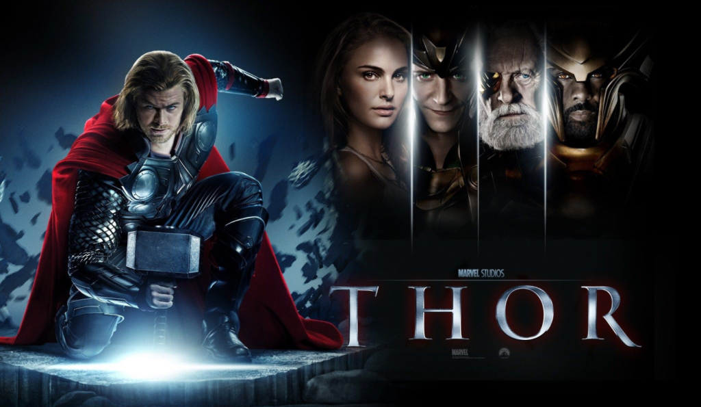 Thor (Release Date May 6. 2011)