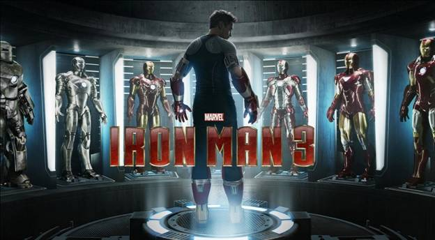 Iron Man 3 (Release Date May 3, 2013)