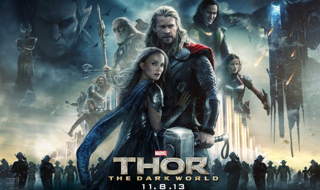 Thor: The Dark World (Release Date November 8, 2013)