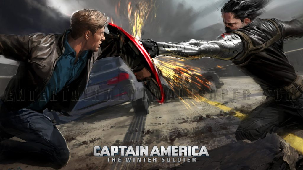 Captain America: The Winter Soldier (Release Date April 4, 2014)