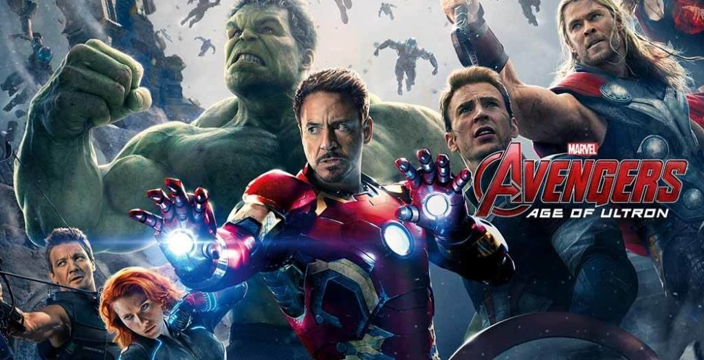 Avengers: Age of Ultron (Release Date May 1, 2015)