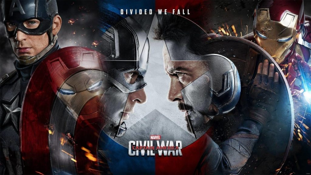 Captain America: Civil War (Release Date May 6, 2016)