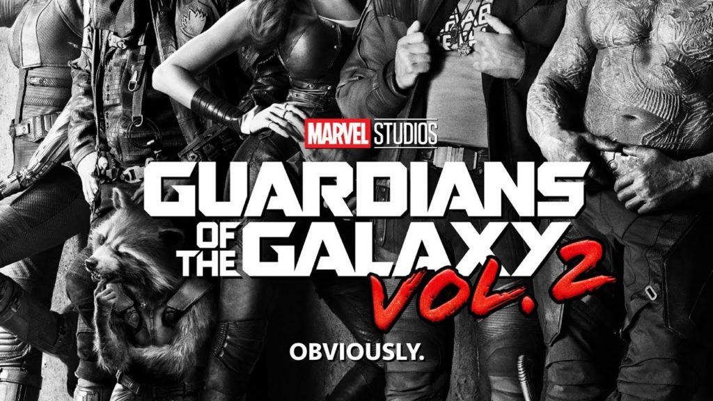 Guardians of the Galaxy Vol. 2 (Release Date May 5, 2017)