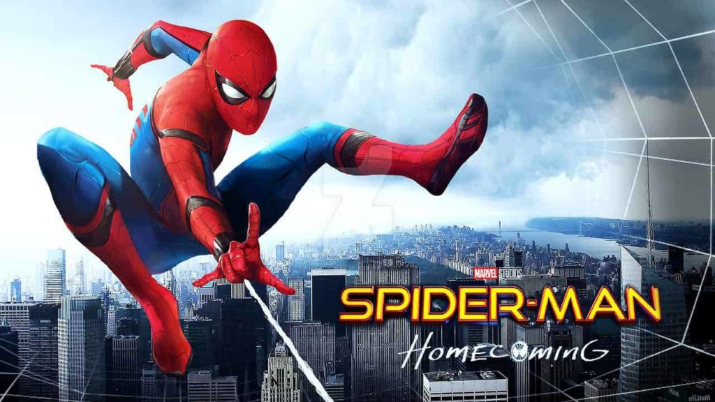 Spider-Man: Homecoming (Release Date July 7, 2017)