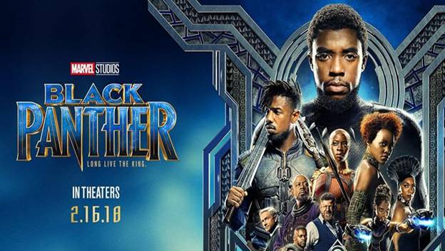 Black Panther (Release Date February 16, 2018)