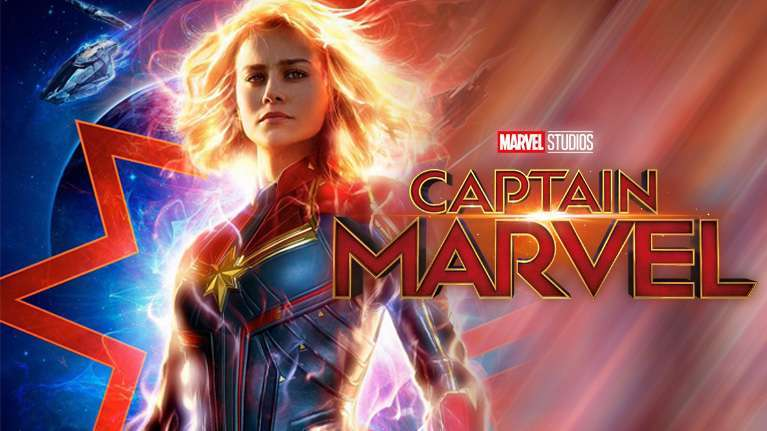 Captain Marvel (Release Date March 8, 2019)