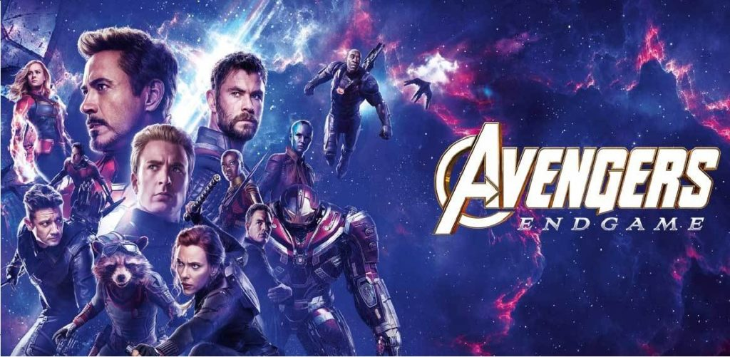 Avengers: Endgame (Release Date: April 26, 2019)