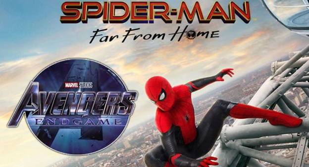 Spiderman: Far From Home (Release Date July 5, 2019)