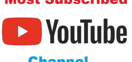most subscribed Youtube channel
