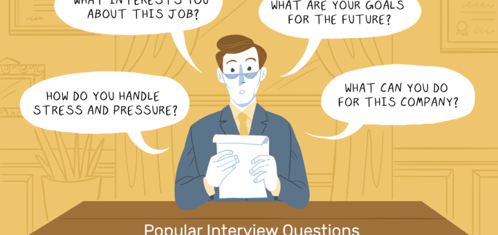 most common interview question