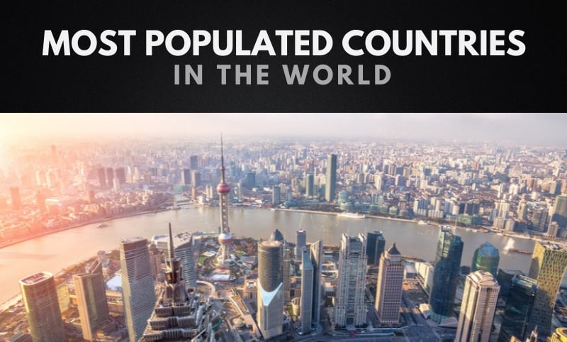 Most Populated Countries