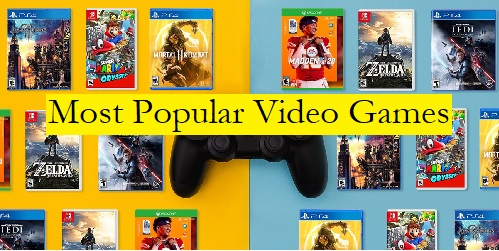 Most Popular Video Games