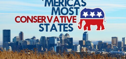 Most Conservative States in America